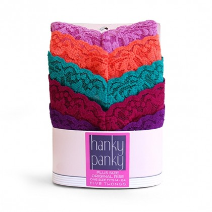 Hanky Panky (underwear - $27 or buy 4 pairs and get 1 free)